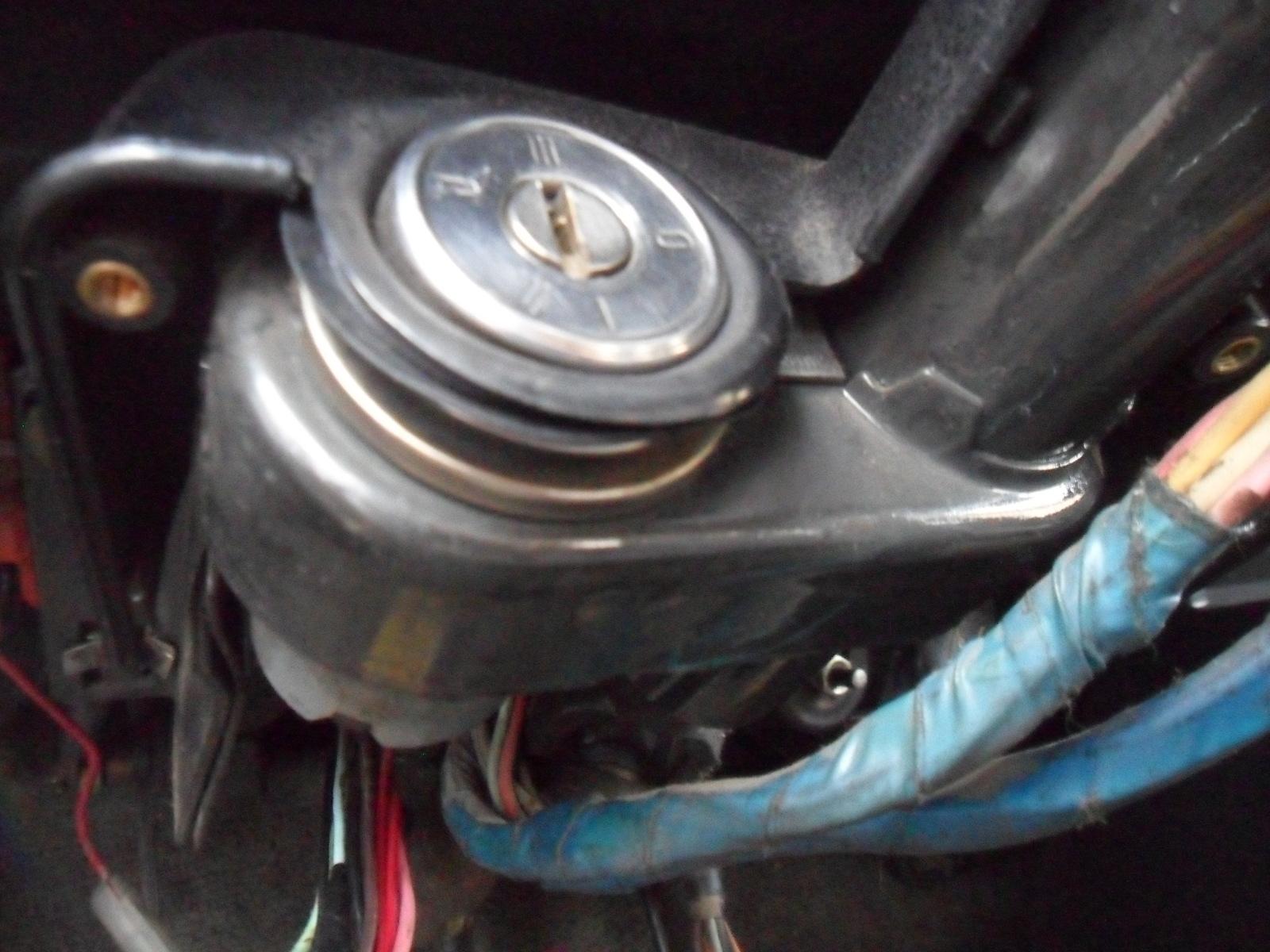 cambiar tambor de arranque y llave Rk33wh