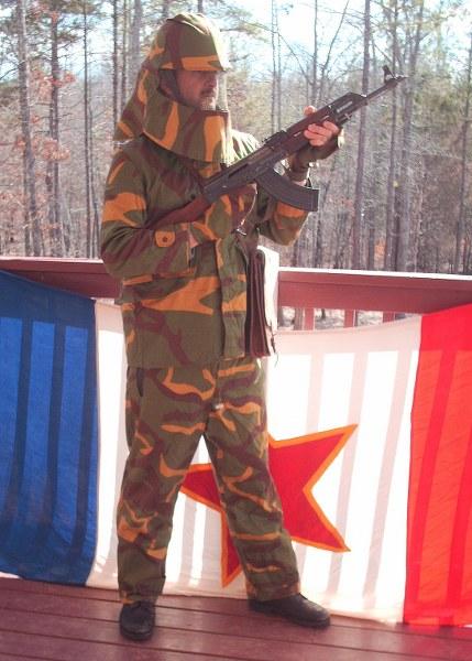 Nove uniforme i preustroj u JNA Rwhrbp