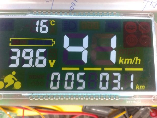 Velocímetro, multitester o speedometer Rwqnps