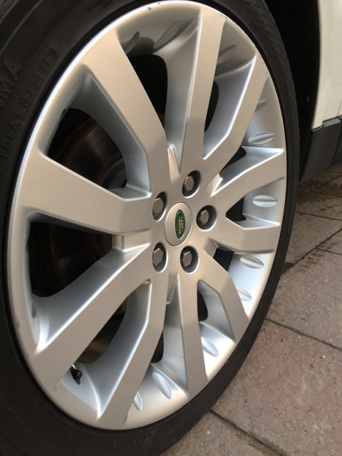 A&D detailing Range Rover Sport S4nloz