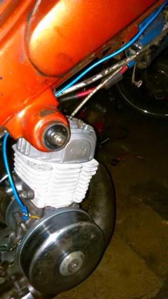 Reparación para restauración en Mobylette AV-88 (Rodamientos, retenes, cilindro...) Slioup