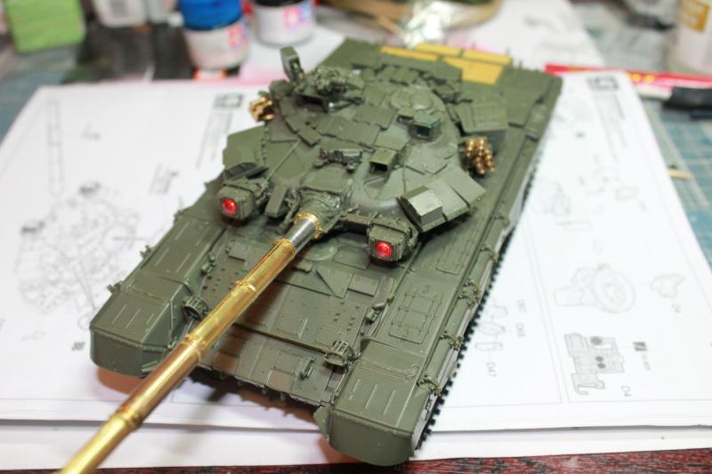 Т-90 с ТБС-86 (Менг 1/35) T54qb6