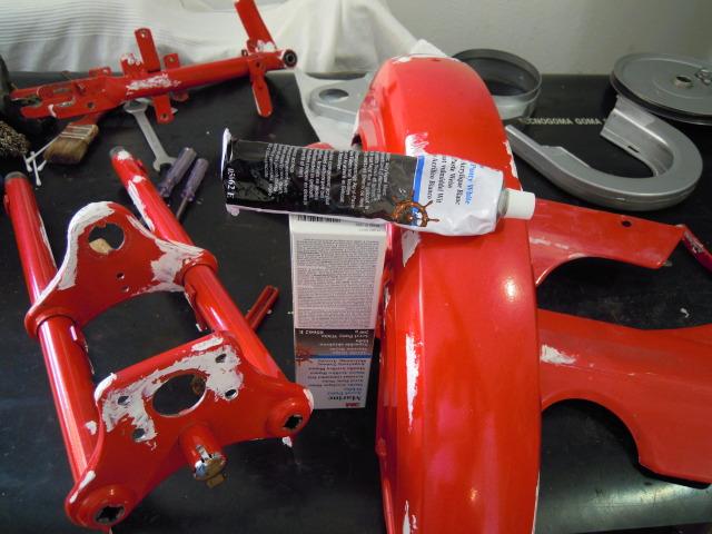 Mobylette AV-70  Inicio restauración T80o5v