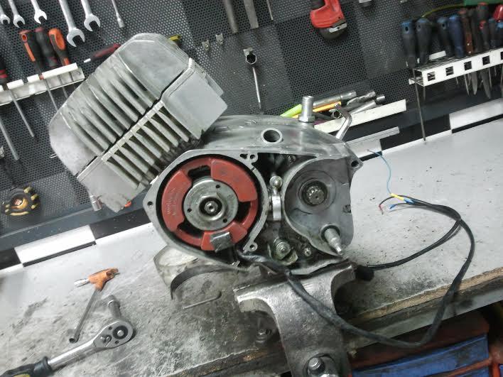 Puch Cobra M-82 TT Agua  y Réplica Coronil - Motos De Tote T9i7nk