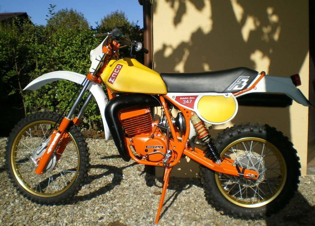 Puch Frigerio 347 F3 '80 - Puch Frigerio From France Taomfa