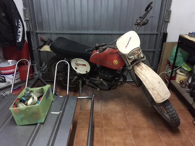 Montesa Enduro 250 K Uomr8