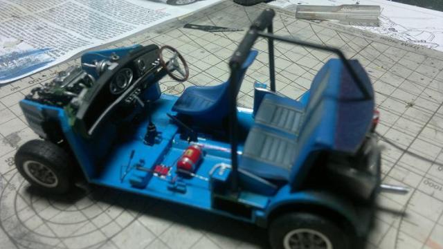 """Mini Morris racing 1/24 o """"la tarea"""" V58lzp"""