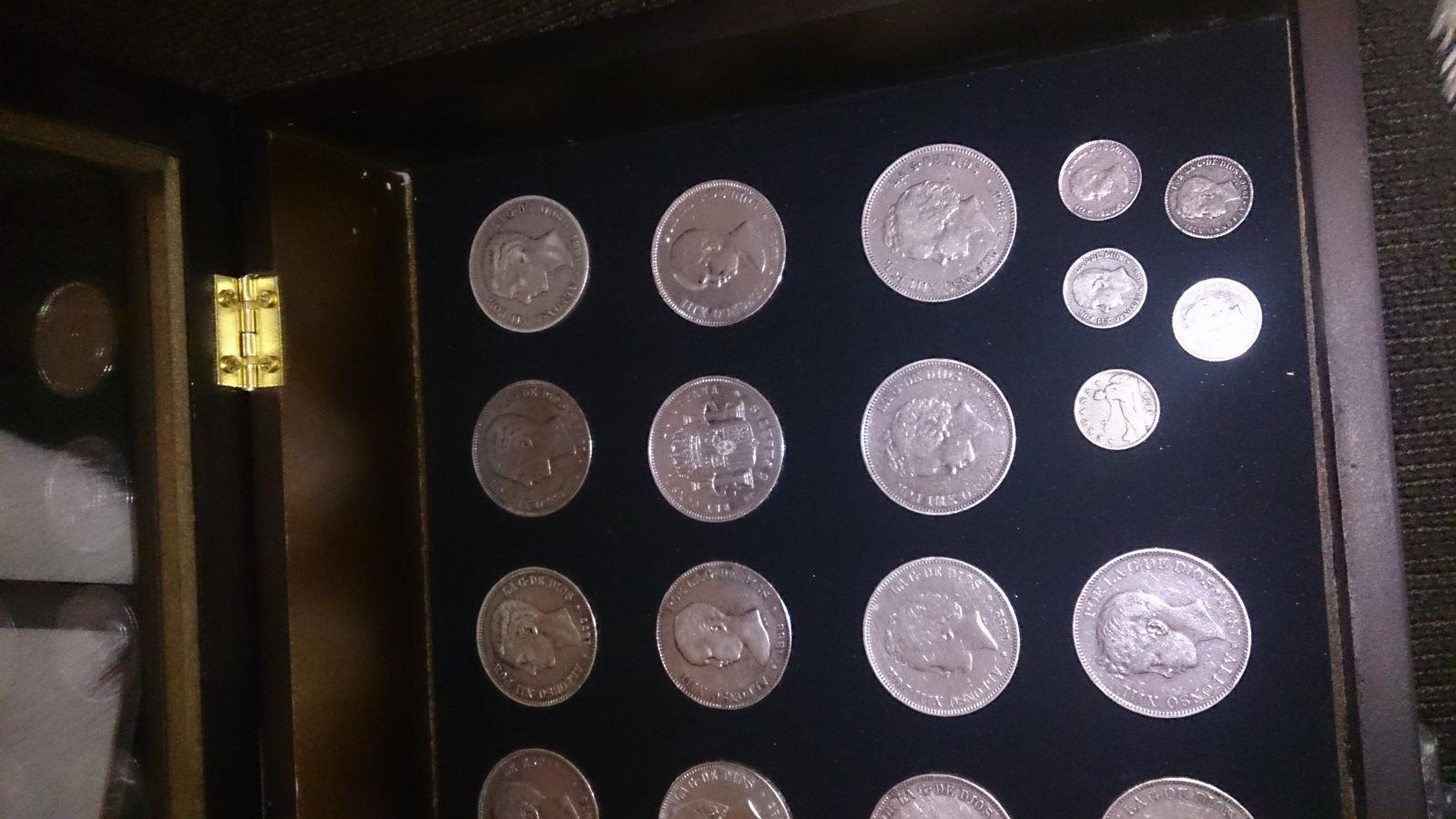 Colección de duros del Centenario de la Peseta Vd262c