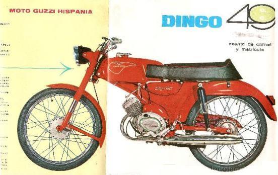 Moto-Guzzi Hispania Dingo - Todos los modelos Vra2hj