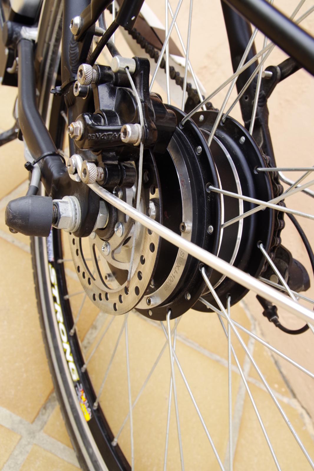 Vendida bicicleta Sixth Century W1e9ao