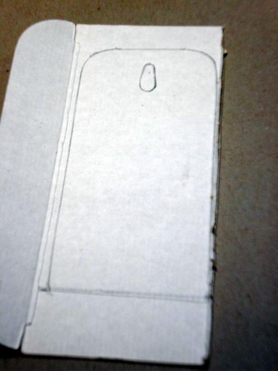 Como fabricar una barata super-lupa con el teléfono móvil. W6qrme