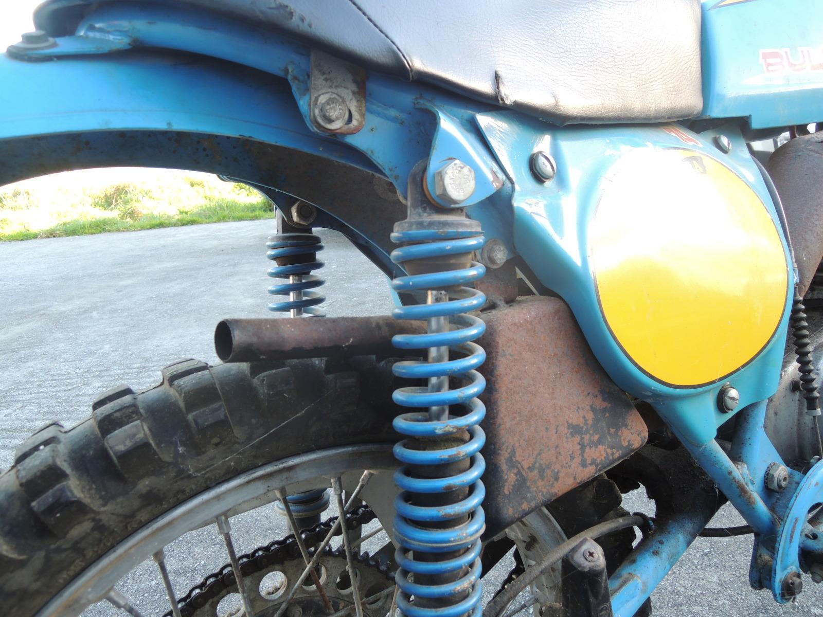 Bultaco Frontera - La Fronterita De Rafa W7zjas