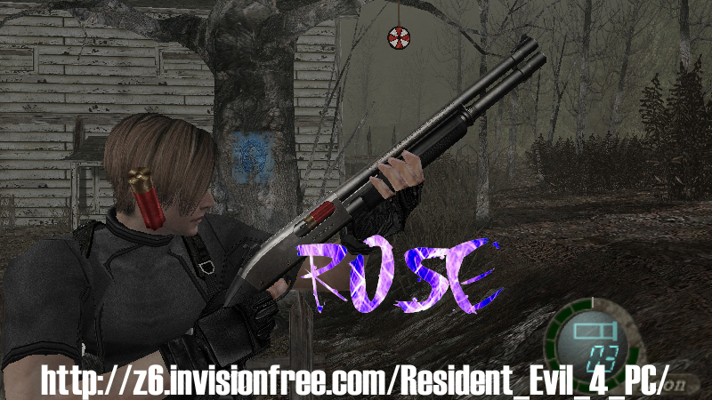 [OFFLINE] • REMODEL •Rose Shotgun Pack #2 Wiwv93