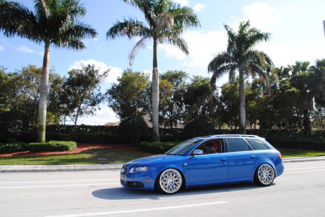 Makenbaa: Audi A6 bagged Wlu0zs