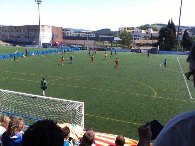 XXIII campeonato nacional de selecciones autonomicas sub 12 / fútbol 8 X3xso1