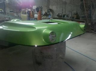 Restauración de la Manzanita, Buggy Z  X6eady
