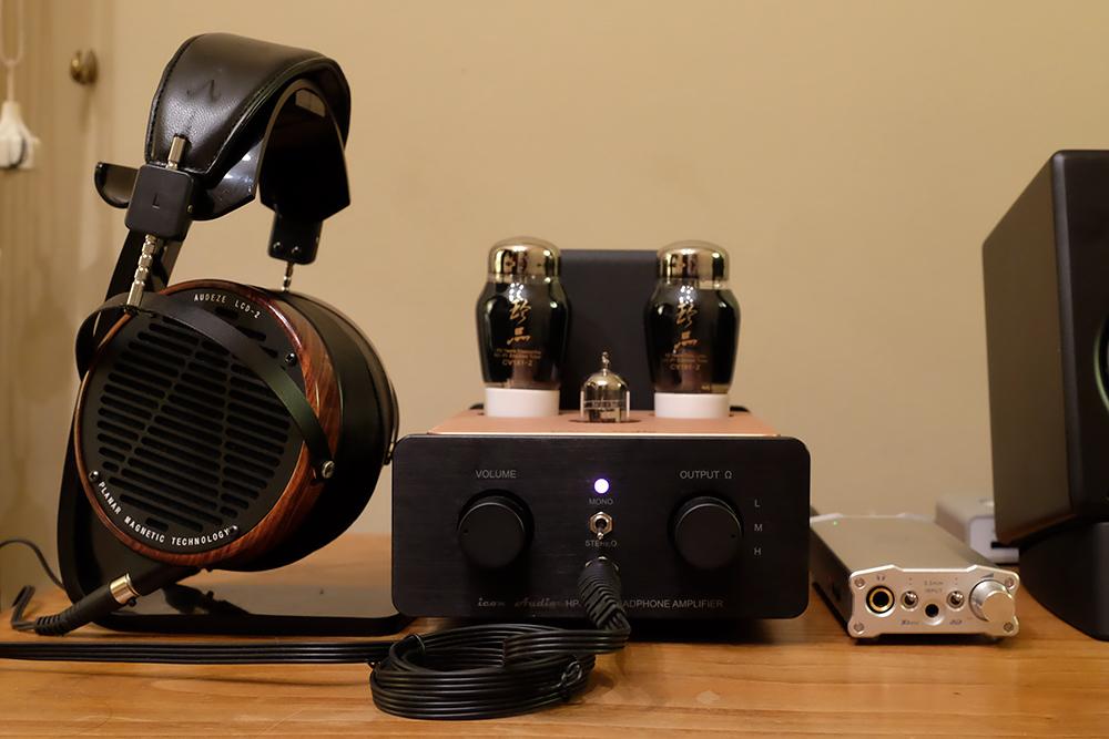 xDuoo TA-10: amplificador, DAC y previo de auriculares híbrido con buena calidad/precio Xeennn