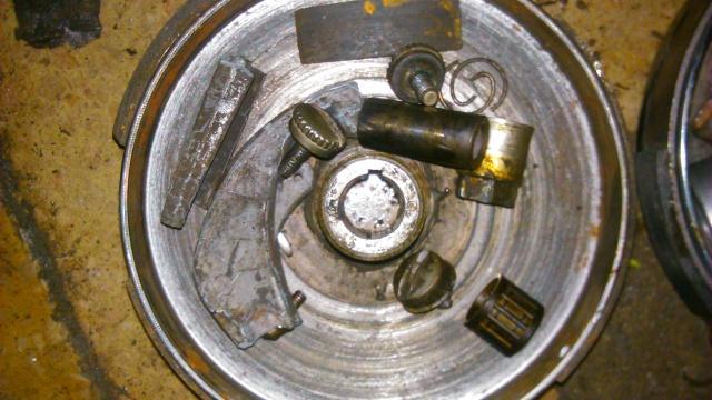 Reparación para restauración en Mobylette AV-88 (Rodamientos, retenes, cilindro...) Z5soi