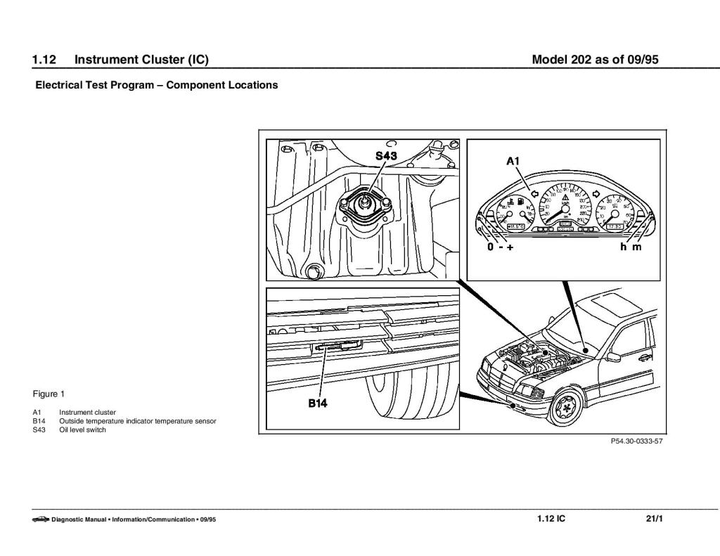 Esquema elétrico Mercedes Classe C W202 - 93 a 99 Zohk6r
