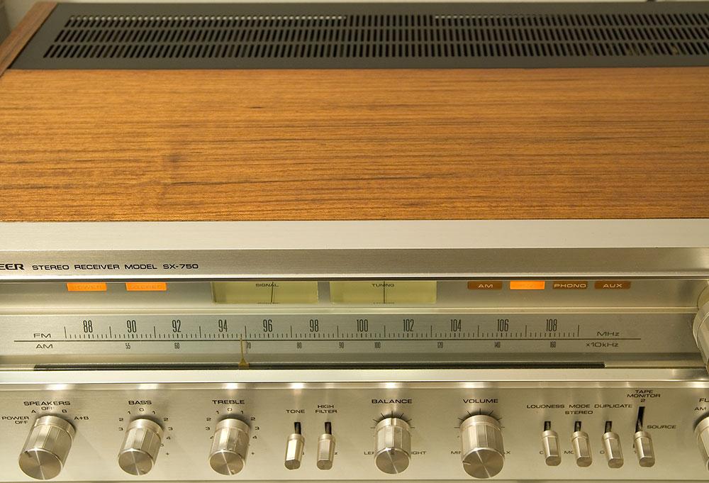 Pioneer SX-750 1058613