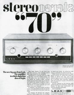 Leak Stereo 30, 30 Plus - Stereo 70 10gzbd3