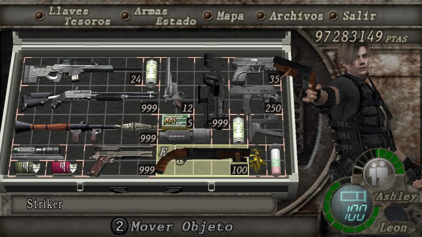 Hydra (Resident Evil 5) por Striker V.2.0 10hj6mg