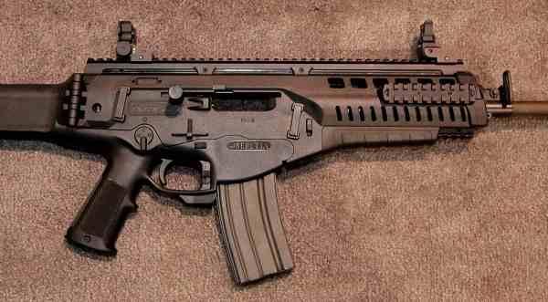 Beretta ARX-160 calibre 5.56x45mm en México 10prghl