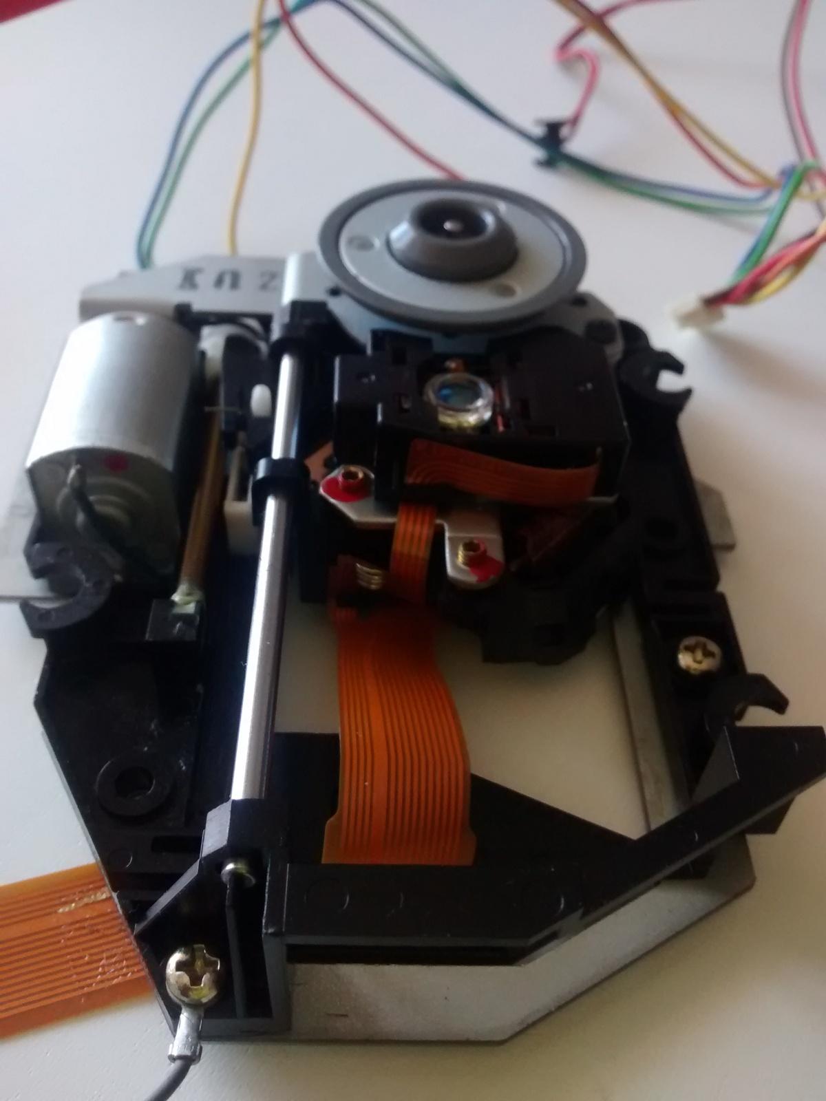 AIUTO sostituzione laser Pioneer pd6500 10r0fic