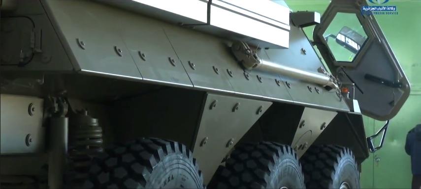 الصناعة العسكرية الجزائرية ... مدرعات ( فوكس 2 ) 11alcmg