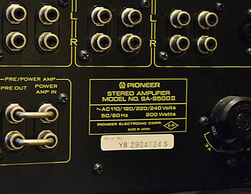 Adaptar amplificador de 120v para 220v 11m9qfb