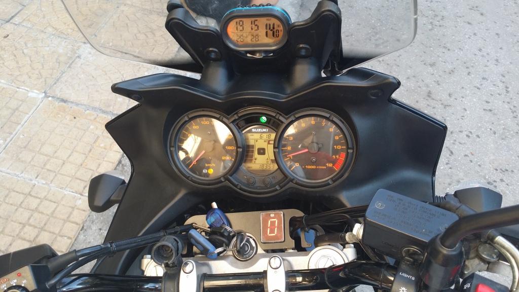 Gear Indicator - Ηλεκτρονικός δείκτης ταχυτήτων (ΚΙΝΕΖΙΚΟΣ) 1248obl