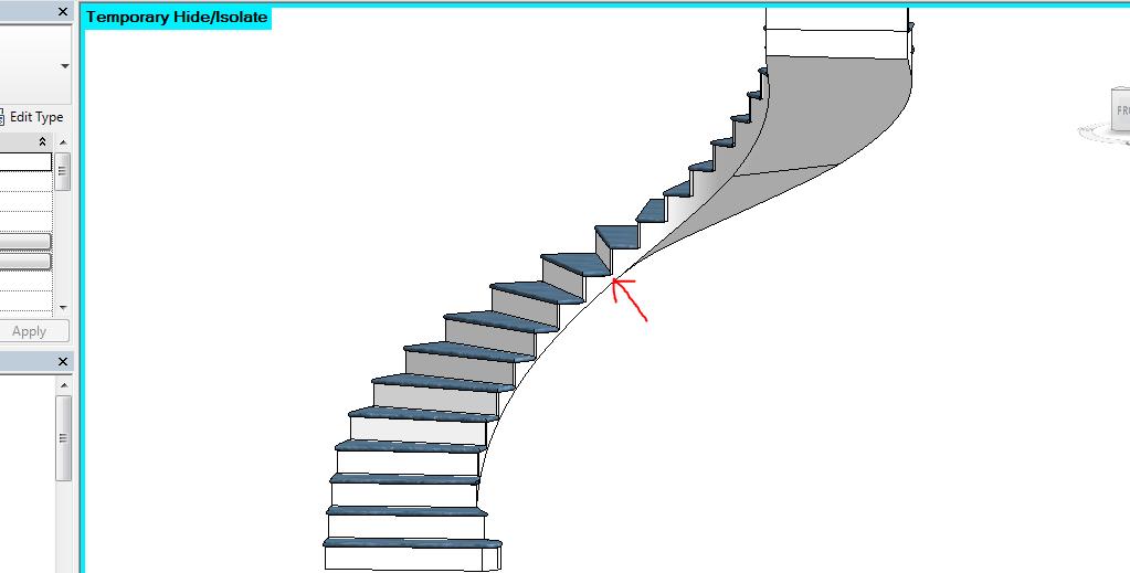 Vài thủ thuật tạo cầu thang trong Revit 2011 1248tmu
