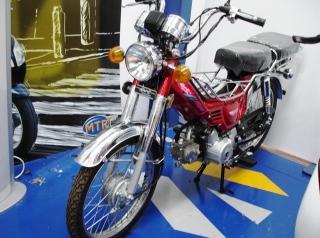 Bye Bike One: Vuelve el ciclomotor automático 13zbt6x