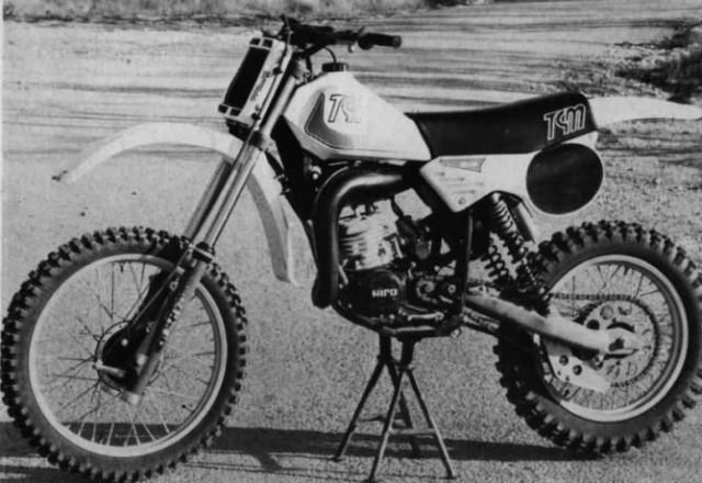"Bultaco Pursang 125 ""Parabellum"" 13zo8zr"