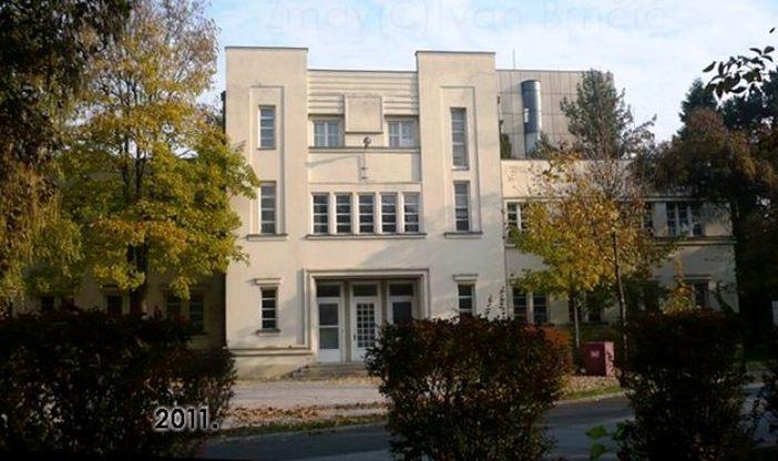 Kasarna Borongaj Zagreb 89 90