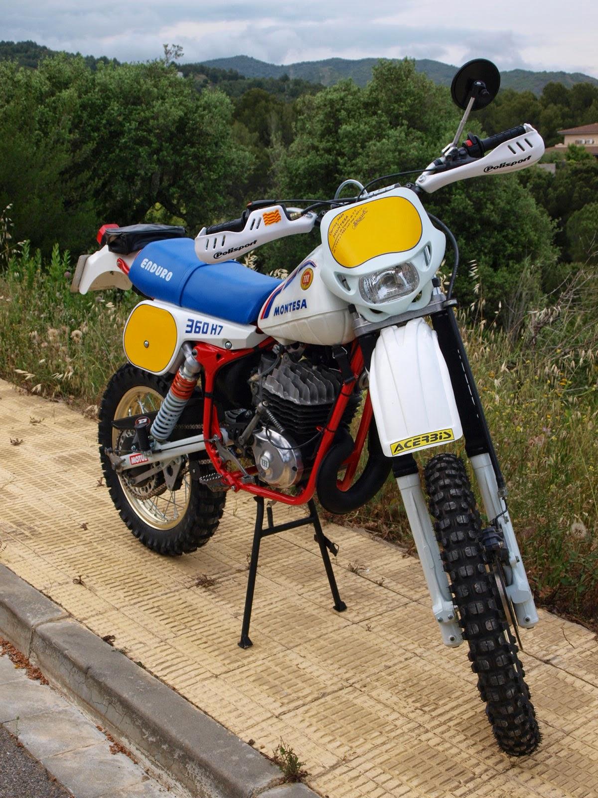 Montesa Enduro 360 H7 Carlos Mas 14lm26x