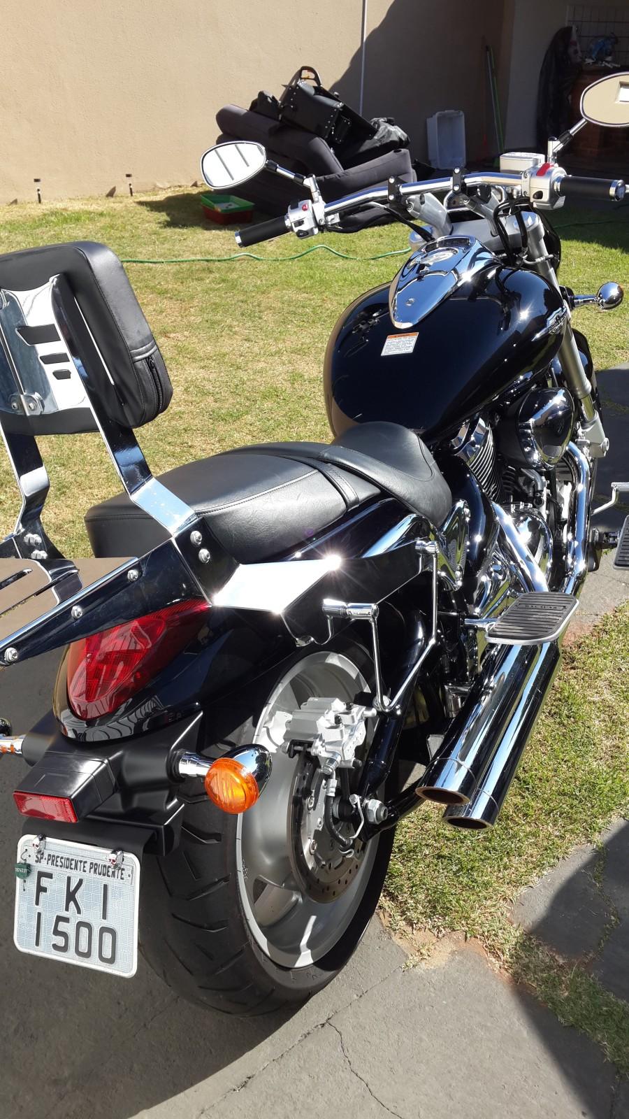 [Nova Moto] Suzuki Boulevard M1500 - clatyler 14w4x76