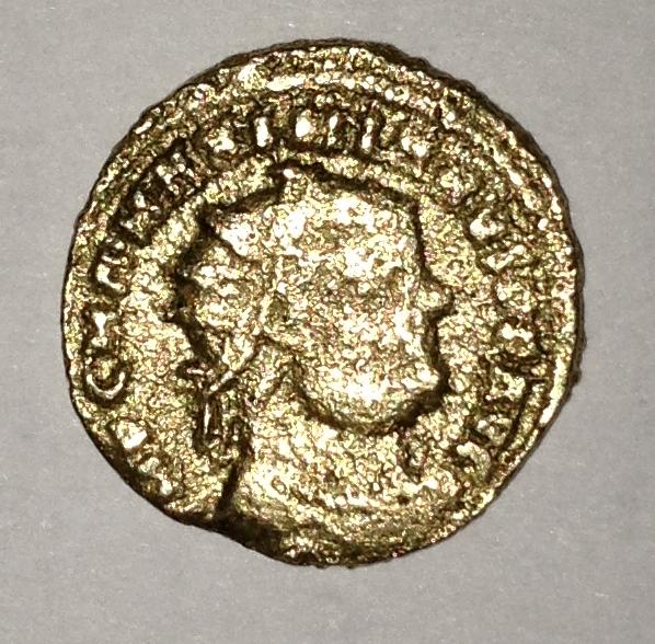 Identification monnaie Romaine (probablement) 15ejgw