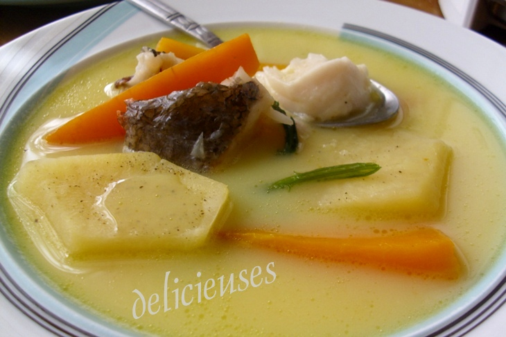 Ψαρόσουπα αυγολέμονο  15qvvuq
