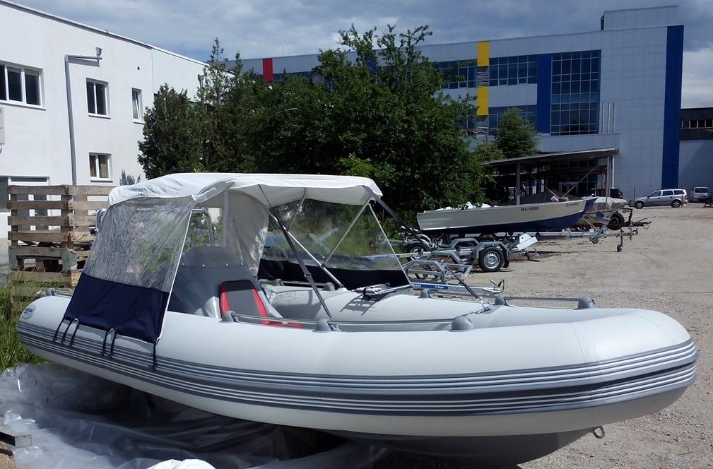 BUSH – Надуваеми лодки и РИБ-ове 16h2s81