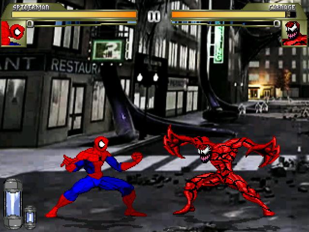 WoS: Symbiote Invasion Street Battle Stage 16kvtsn