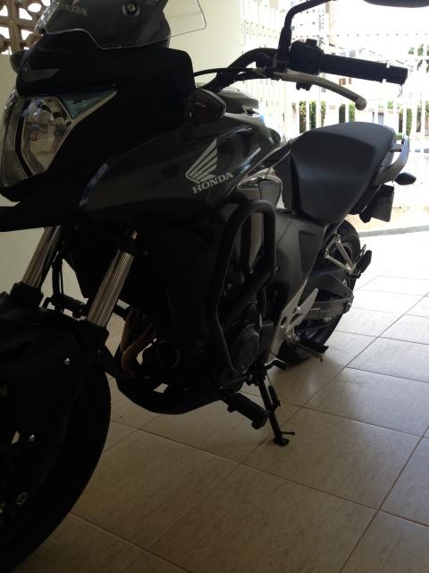 Protetor motor Chapam com pedaleiras 1zbrj3k