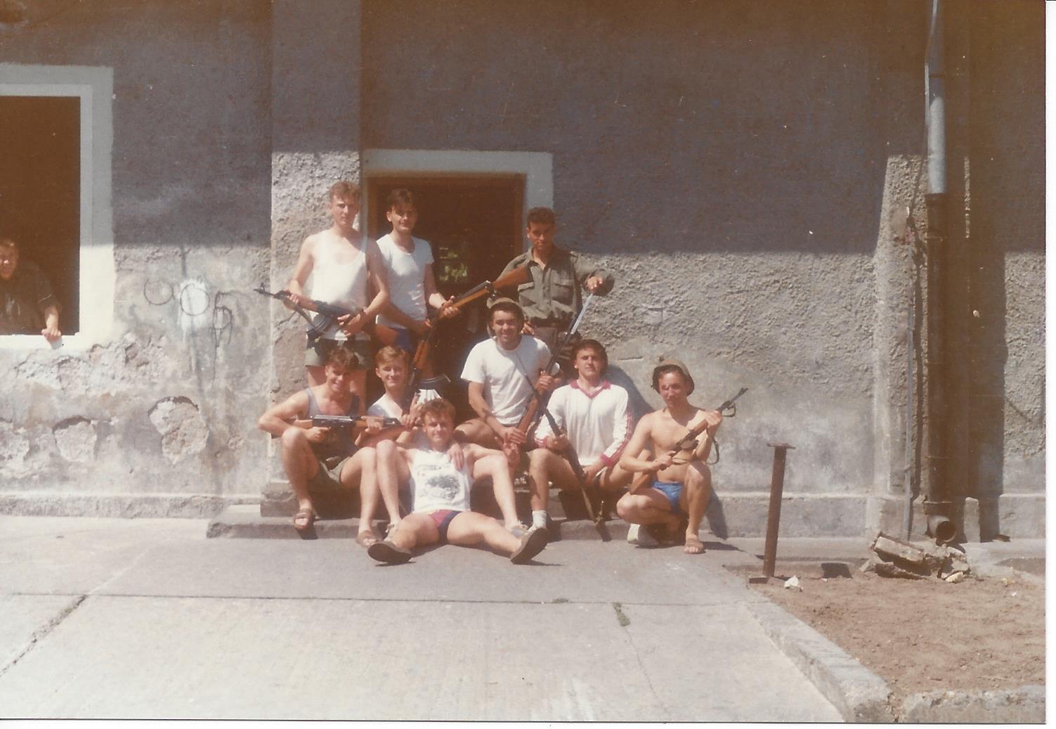 Novi Sad Dunavac VP1756 i 4219-1 1989/90 1zlgpq1