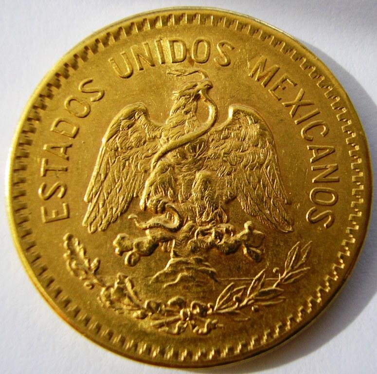 Méjico 10 pesos 1906 1zzkifs