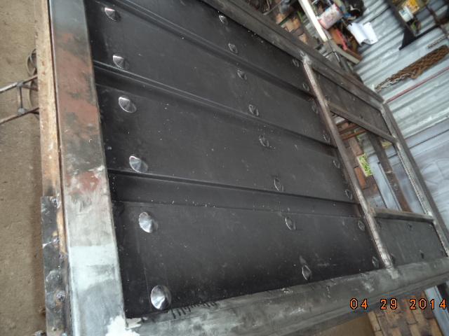 Trabajo de ornamentación metálica   200zak9
