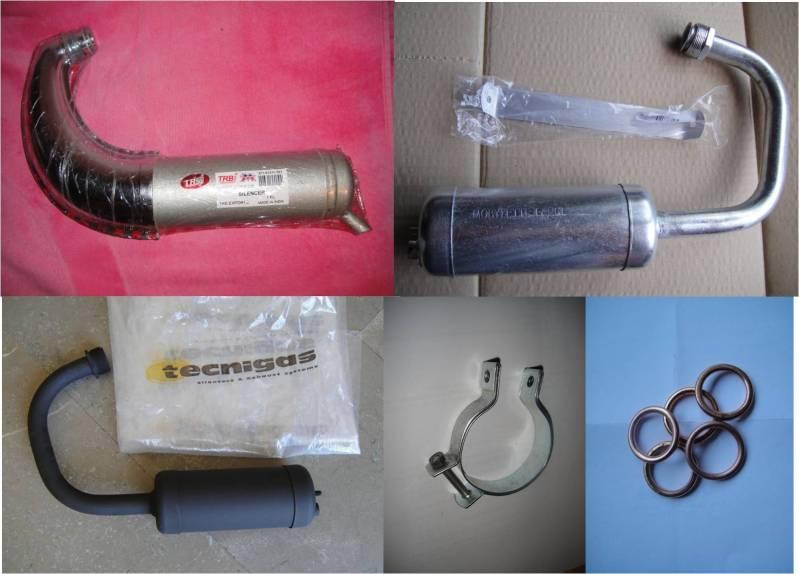 RIONANO y sus RECAMBIOS (nuevos y usados).- 20586iq