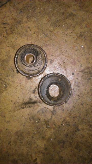 Reparación para restauración en Mobylette AV-88 (Rodamientos, retenes, cilindro...) 20nmg4