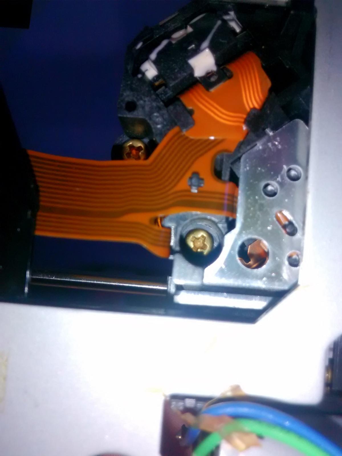 AIUTO sostituzione laser Pioneer pd6500 20zeicp