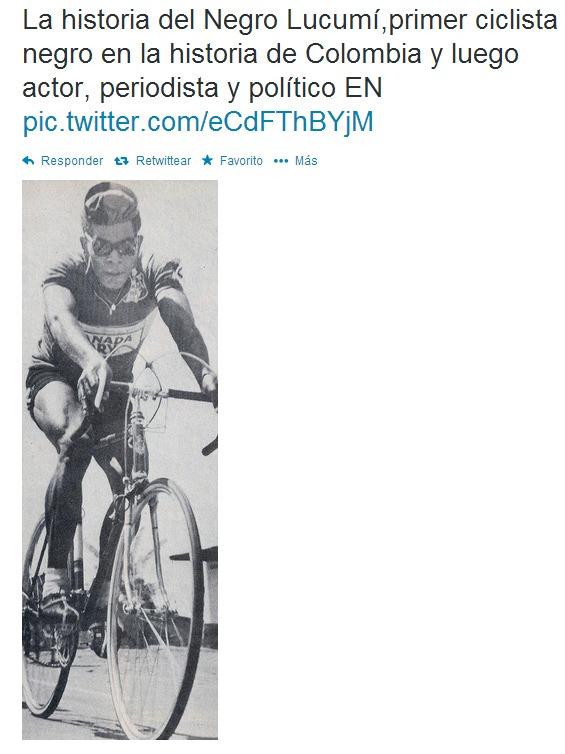 Porqué no hay  más negros en el ciclismo de ruta? 21bpqqf