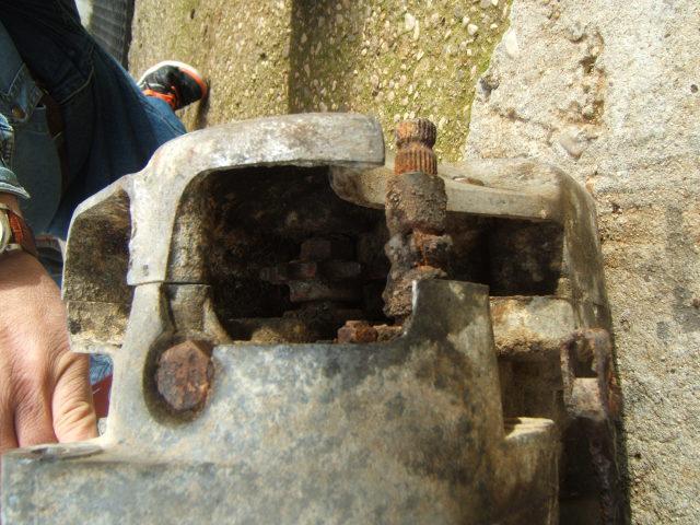 Recuperación Montesa Trial 250 11-M 21ezuyt